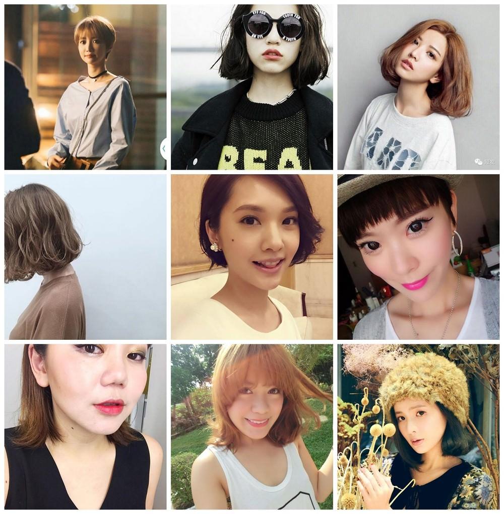 【髮型】2016超強換髮型懶人包!35個極短髮、及肩、短髮、睡不醒頭都在這裡♥