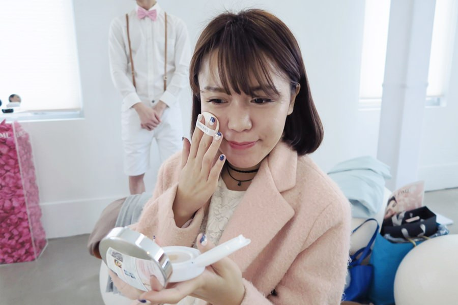 【彩妝】LANCOME全新雙層氣墊粉餅!擁有最高防曬等級就是上妝、補妝一次OK!