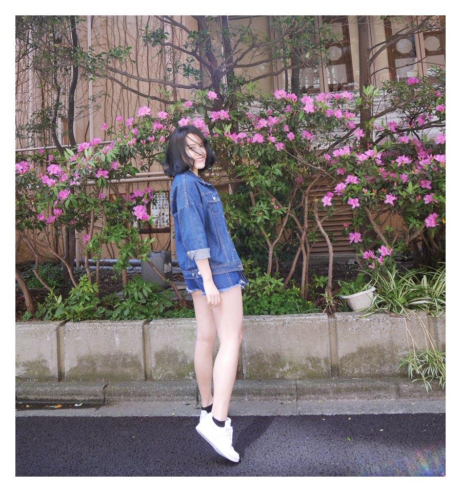 【日本東京戰利品2016.4月】Adidas Stan Smith X 粉紅、粉藍新品穿搭分享!