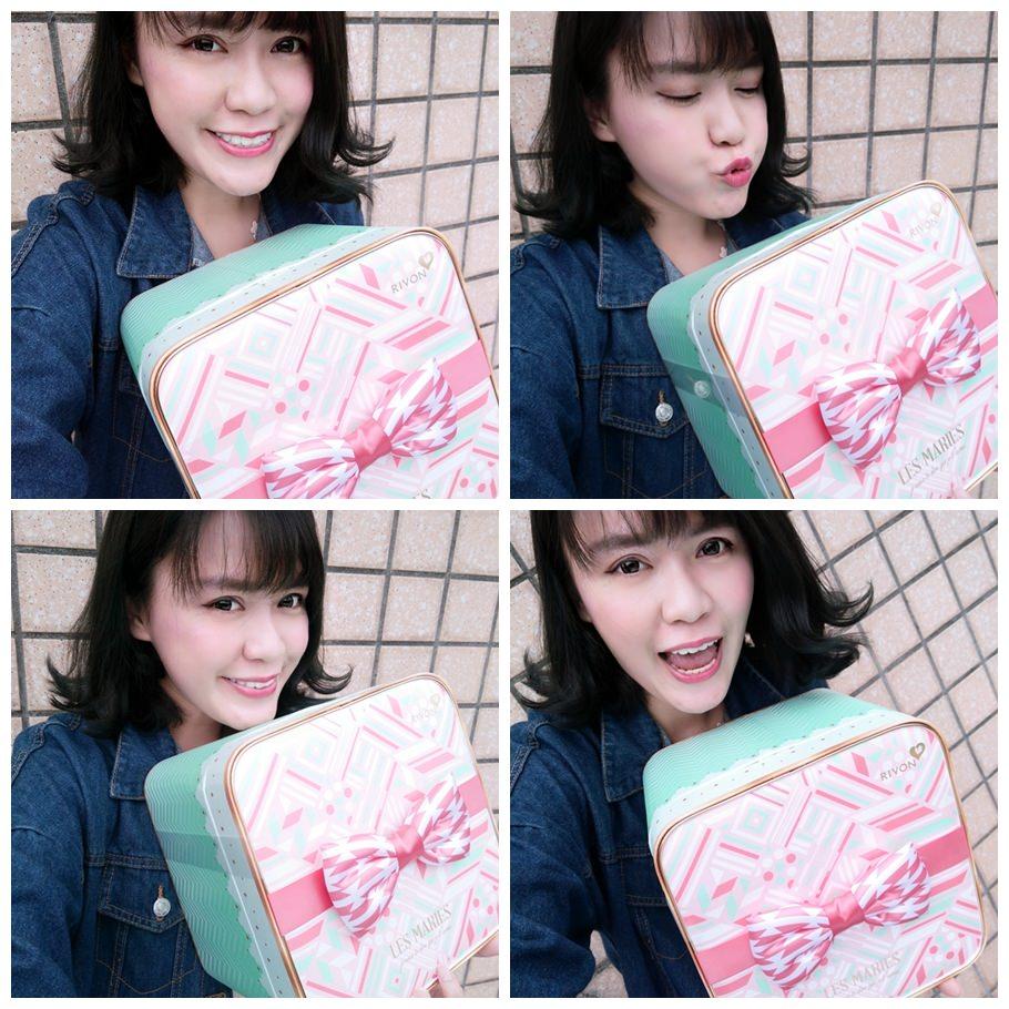 【生活】好可愛的粉嫩TIFFANY綠♥♥給人滿滿幸福感的瑪蕾-結心禮盒