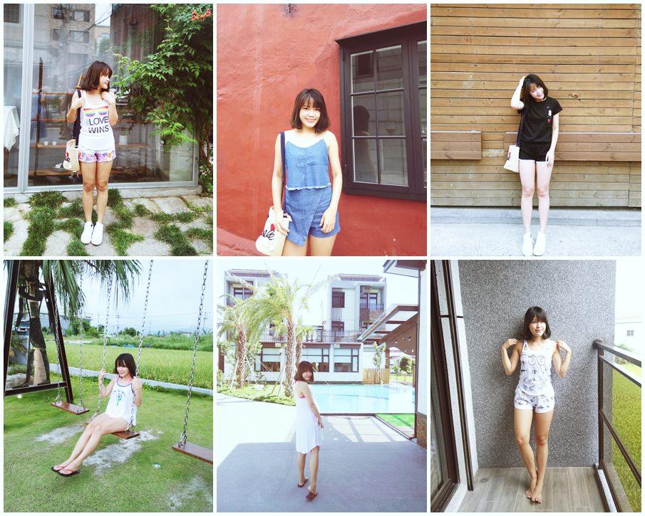 【穿搭】為我的旅行留下美美的回憶照片!帶著TONGMENG的衣服就對啦~