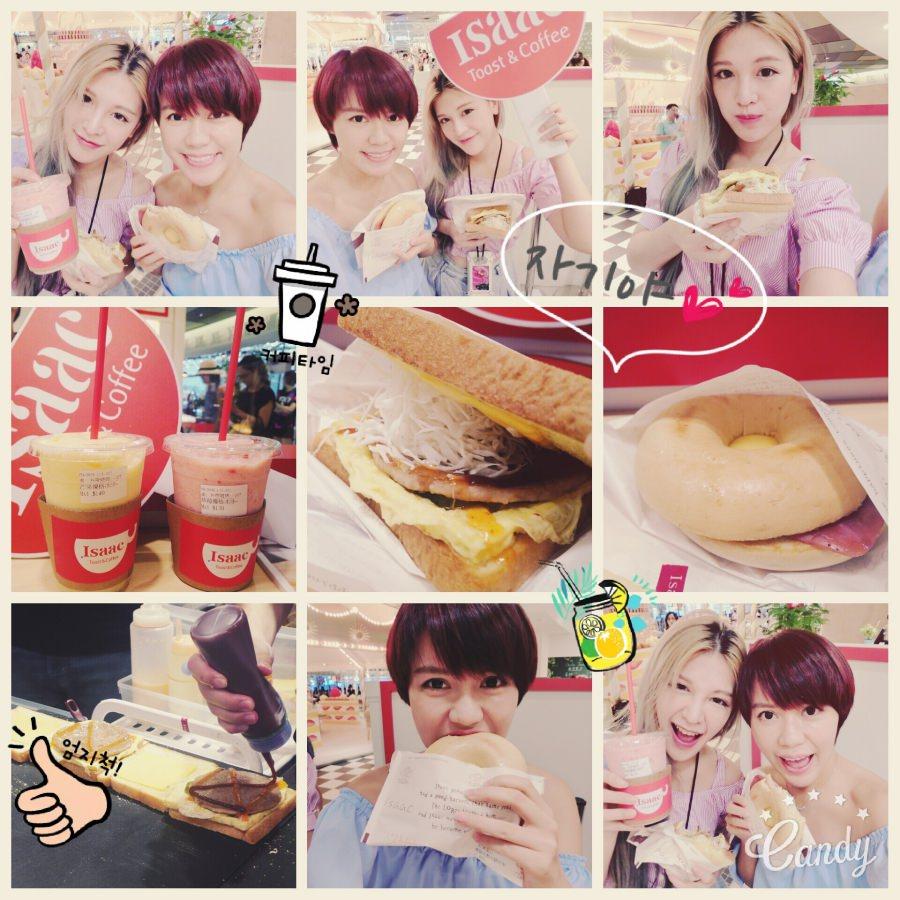 【台北信義區】去韓國必吃的人氣早餐ISAAC吐司、果昔!終於來台灣囉~就在Att4fun!