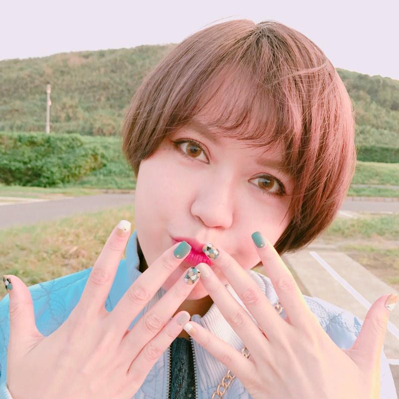 【光療】Venus nail ♥♥ 大理石 X 霧面感銀河般似的星砂光療!