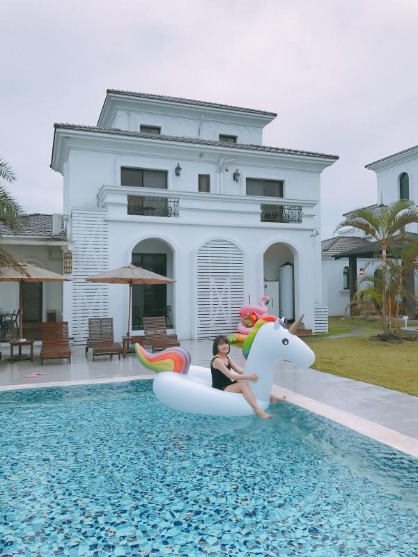 |Momoco專欄|兩天一夜閨蜜之旅!擁有戲水池、溜滑梯超好拍的三星白宮!