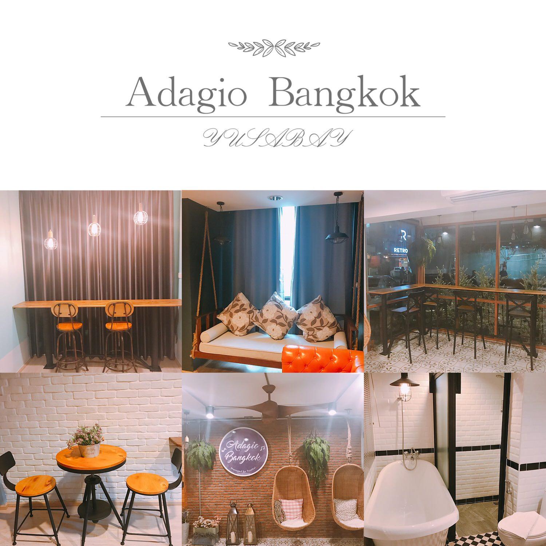 泰國曼谷住宿 – 離BTS、便利商店、泰式按摩泰式奶茶只要一分鐘!平價又會講中文的Adagio Bangkok! YUSABAY-阿ben的曼谷民宿