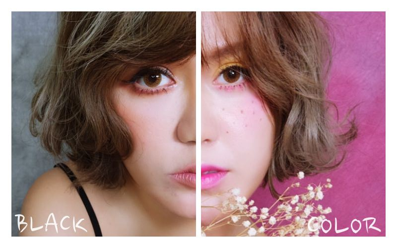 彩妝日記 – 夏日繽紛甜美冰淇淋雀斑妝 VS 不是混血兒而且阿多仔的歐美妝!