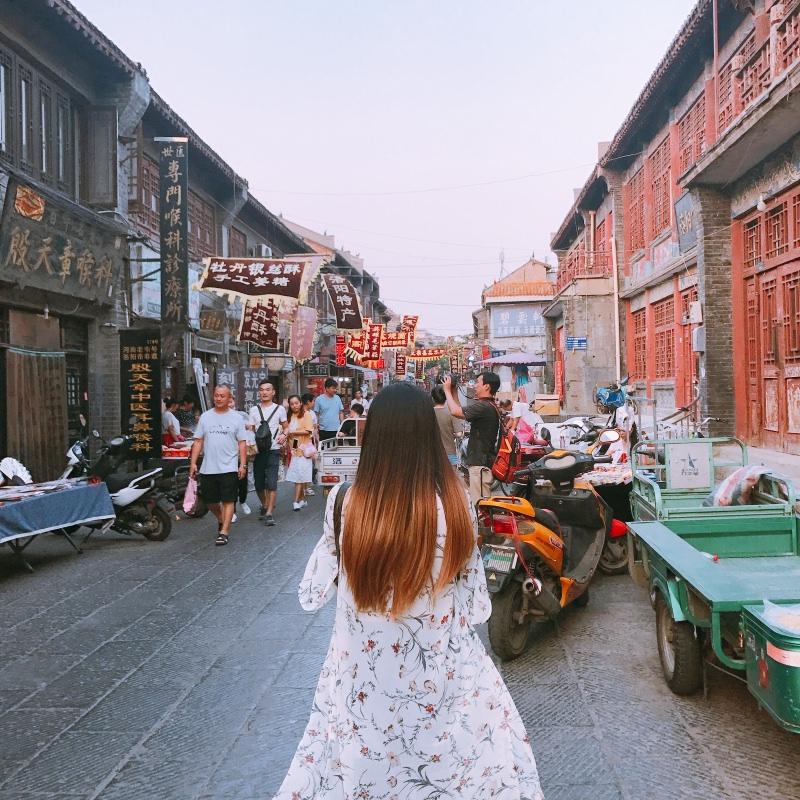 女孩愛旅行!跟毛摳旅遊去 ►中國河南 – 來去古都洛陽吧!不到麗景門,枉來洛陽城!