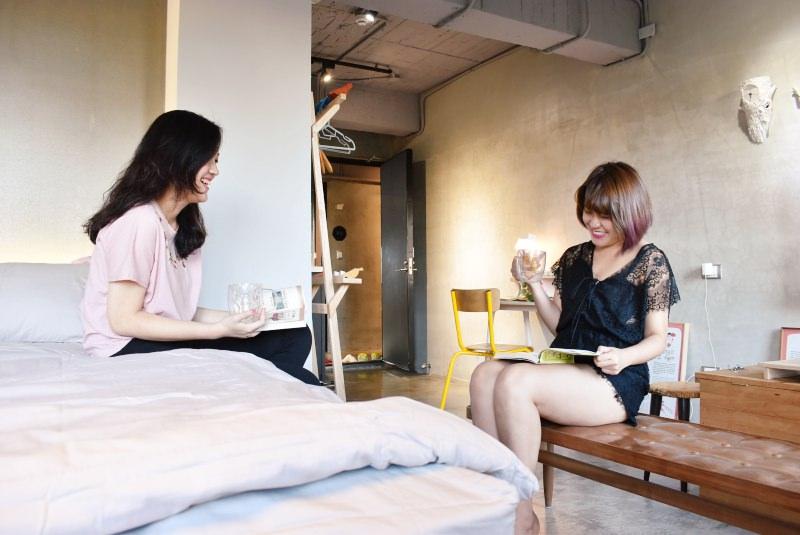 女孩愛旅行!跟毛摳旅遊去 ►中山雙連寧夏夜市住宿。超好玩超酷的設計旅店 – Play Design Hotel 玩味旅舍