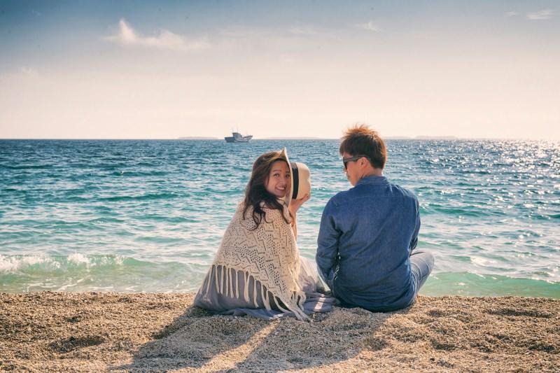 婚紗攝影 – 澎湖海洋婚紗到!來去澎湖拍美的嫑嫑的婚紗照吧