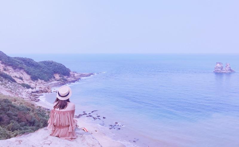 女孩愛旅行!跟毛摳旅遊去 ►新北市景點 – 「北海岸熱門IG景點」一日遊小行程!