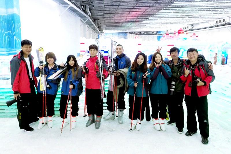 中國重慶 – 來避暑聖地滑雪吧!重慶武隆仙女山國家森林公園