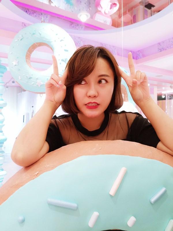 日本東京自由行!粉紅色的甜點國度~澀谷大頭貼專門店「moreru mignon」