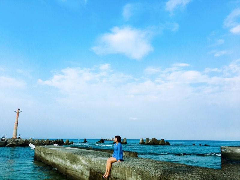 女孩愛旅行!跟毛摳旅遊去 ► 小琉球 | 說走就走的藍色天堂!小琉球一日遊~浮潛、獨木舟、IG景點環島去!