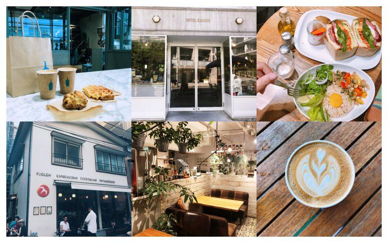 「東京自由行」女生最愛!6家東京人氣特色咖啡廳踩點去!