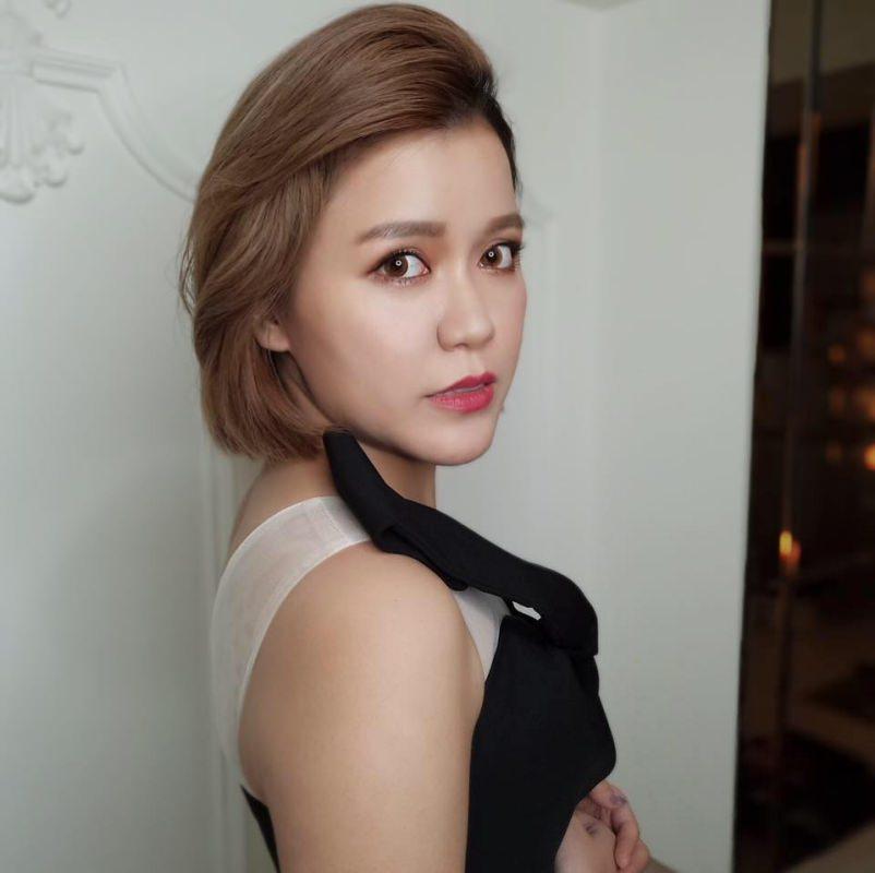擺脫美人尖不能露額頭的困擾!自然半永久髮際線 交給~台韓混血 AiNa MEI 韓式藝人飄眉/半永久化妝