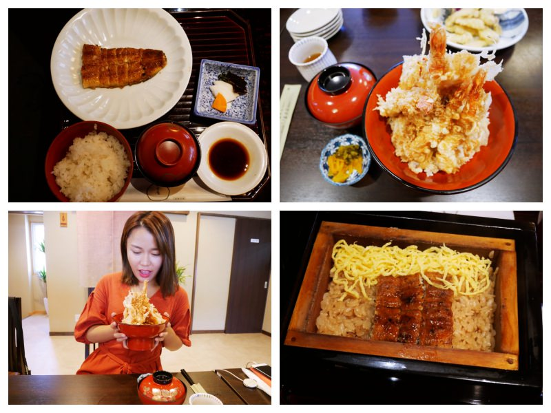 北九州美食 | 停不下來的田念庵鰻魚飯&當地人最愛的特上天丼とよ常
