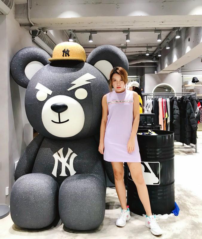 韓國第一潮流時尚品牌MLB Korea 台北旗艦店開幕囉!忠孝敦化站(MLBKoreaTaiwan)