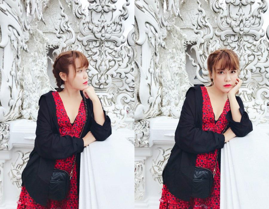 清邁清萊最好拍的藍廟白廟!大頭貼一次換齊的景點~