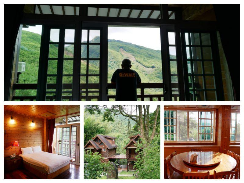 南投溪頭住宿   去山上避暑去的孝親之旅!被原木與山景包圍的金台灣山莊!