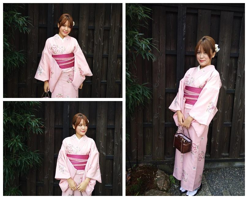 【保養】跟我去京都穿和服旅行吧!帶著【Polynia】美肌奇蹟面膜旅行組遊京阪