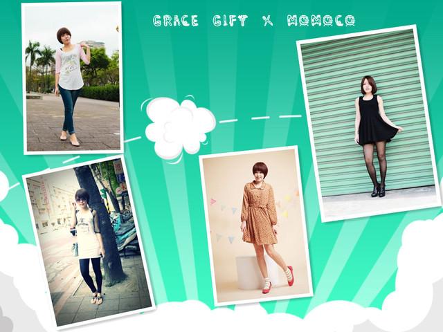 【穿搭】GraceGift♥糖果女孩的好感國民鞋