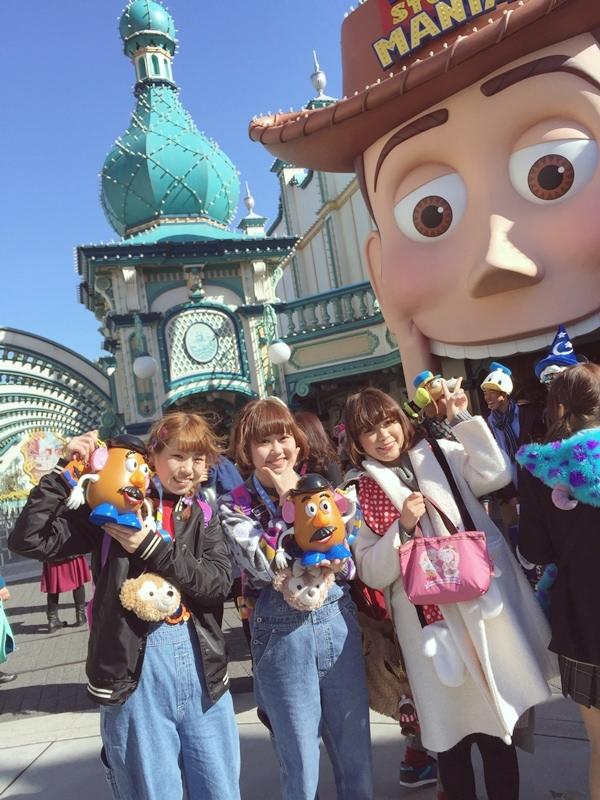 【日本】每次去日本都要和有型路人合照♥第4彈之東京迪士尼版