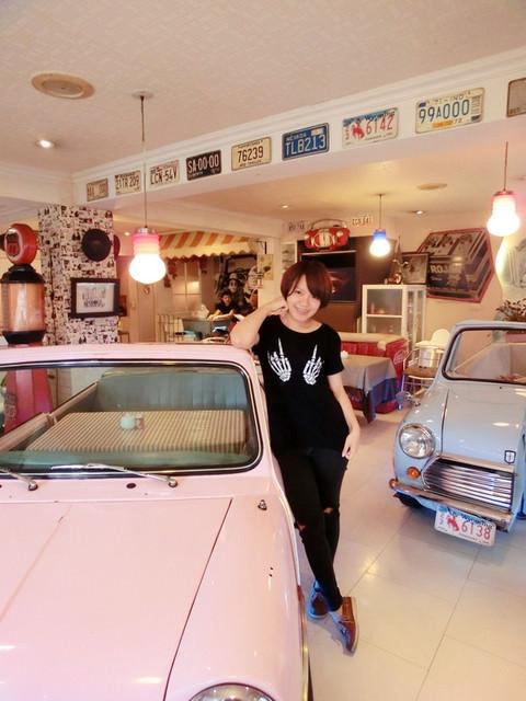 【食記】天母的PS BUBU 金龜車餐廳♥