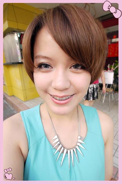 【穿搭】清爽中性風♥亮眼綠LOOK