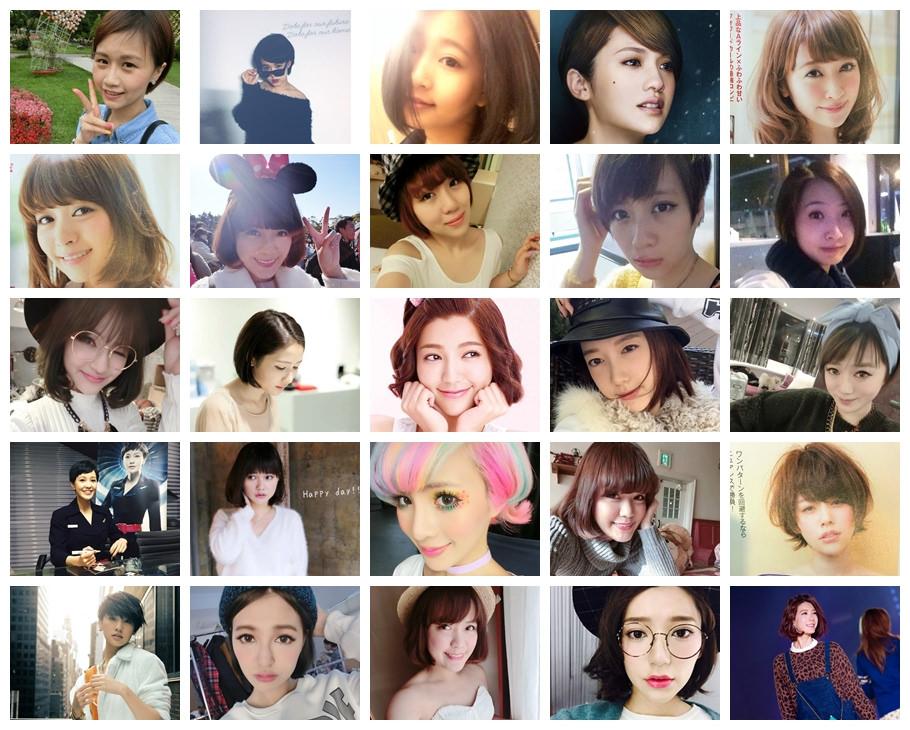 【短髮特輯】就是愛短髮!2015一起剪短髮吧!25人精彩短髮大推薦♥