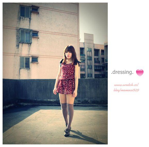 【穿搭】平價日系♥我的2011春光物語