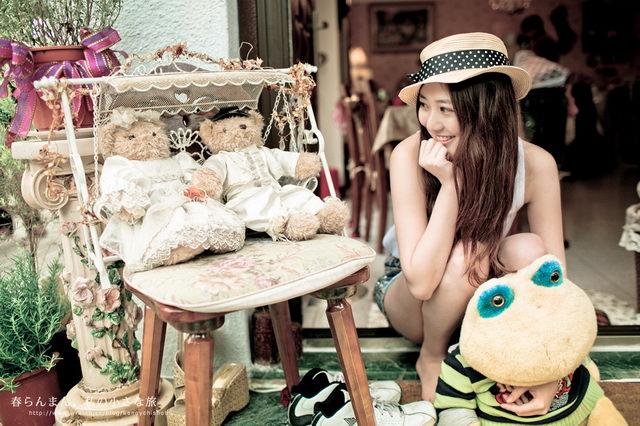【活動】春漾,我的小旅行(上)♥青春少女篇
