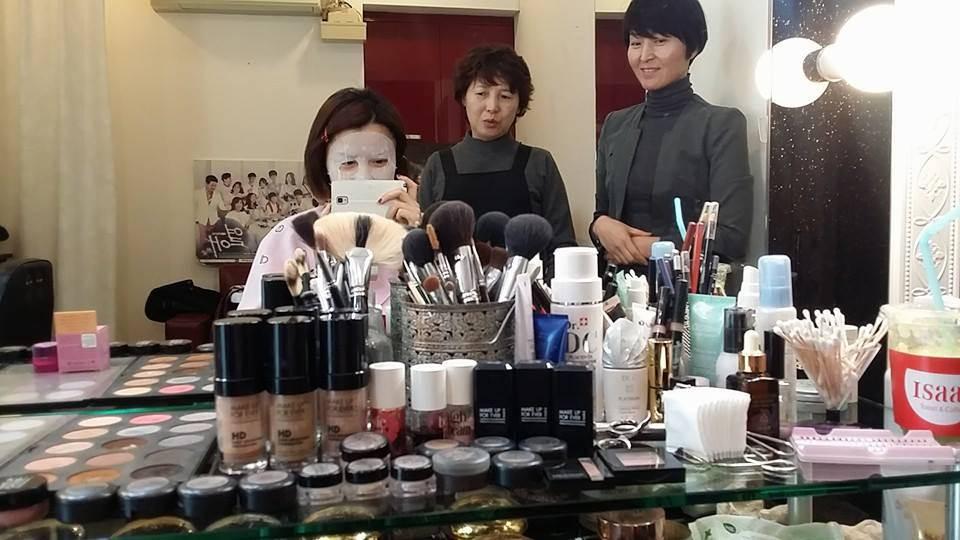 【韓國首爾】三天兩夜小筆記♥燙髮+彩妝+美食!一個人走透透!