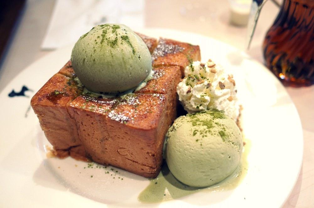 【泰國曼谷】好像偶像劇的下午茶餐廳♥超紅的蜜糖吐司-after you