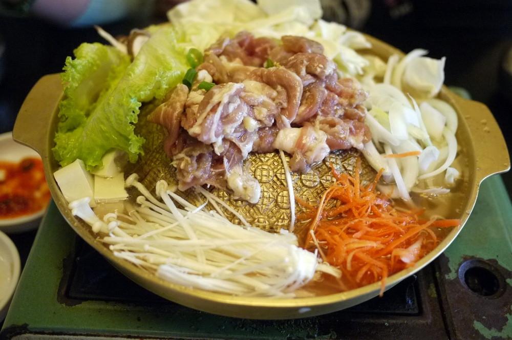 【台北石牌】好像家庭式的韓國料理♥私心大愛的慶熹宮