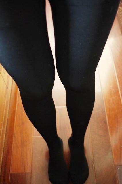 【分享】給我瘦逼逼的輕盈美腿襪吧♥足下物語