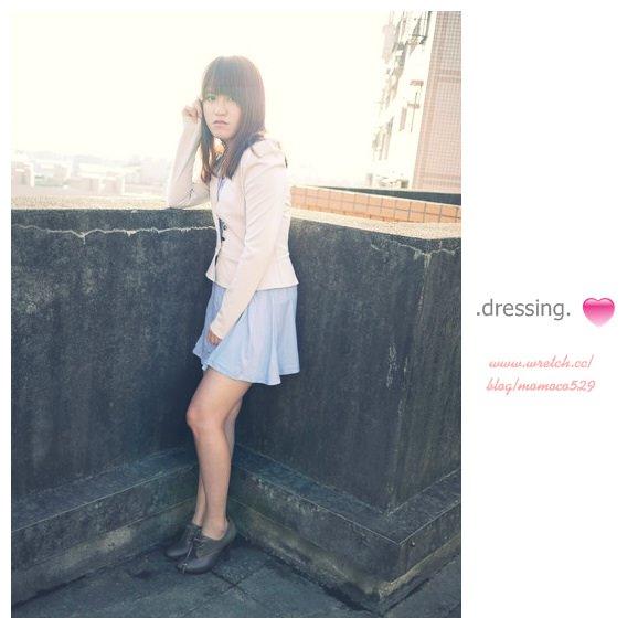 【穿搭】2011春♥我和PAZZO的好感衣著LOOK